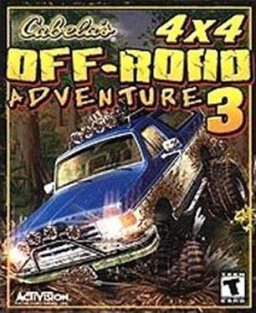 Cabelas 4x4 off-road adventure 3