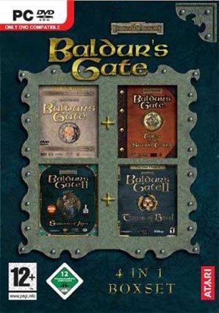 Baldurs Gate: Gold