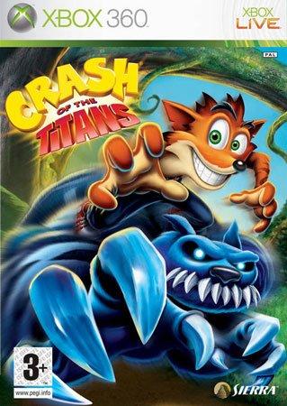 Crash of The Titans