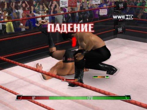 WWE Raw Ultimate Impact 2012