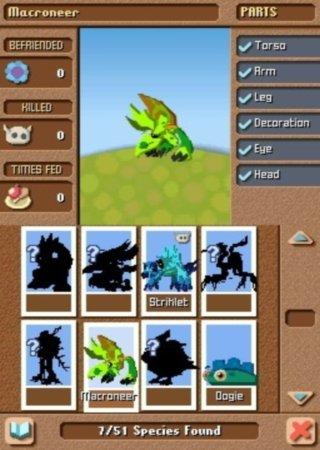 Spore Creatures 1.0.0