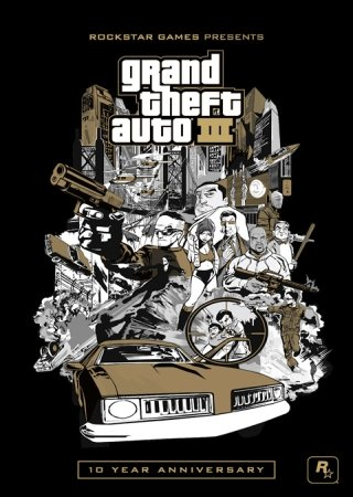 Grand Theft Auto (GTA) 3 на POWER VR