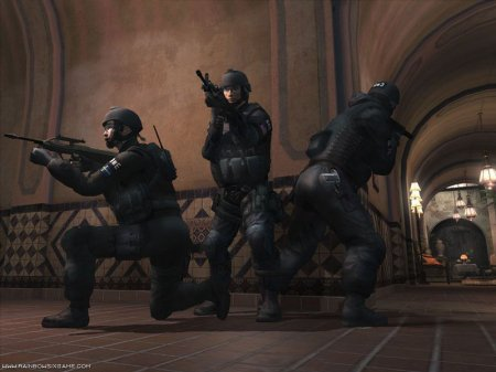 Tom Clancys Rainbow Six: Shadow Vanguard