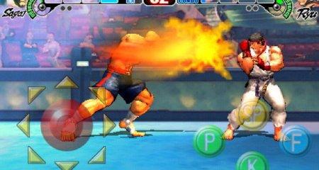 Street Fighter 4 HD