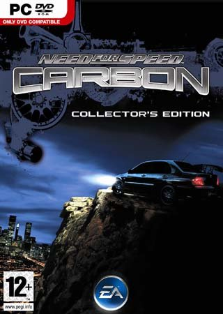 Need for Speed: Carbon (Collectors edition)