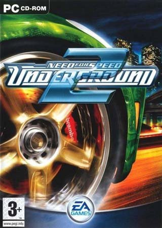 Need for Speed: Underground 2 (Mod by Grime)