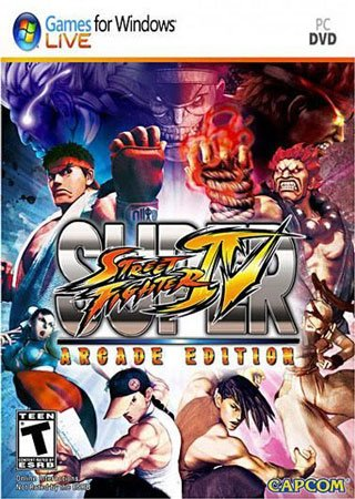 Super Street Fighter 4: Arcade Edition 2011