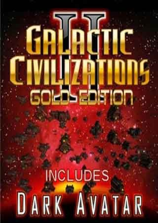 Galactic Civilizations 2: Dread Lords + Darк Avatar