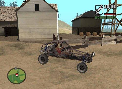 GTA San Andreas: Обитель зла 3