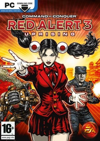 Command and Conquer: Red Alert 3. Uprising