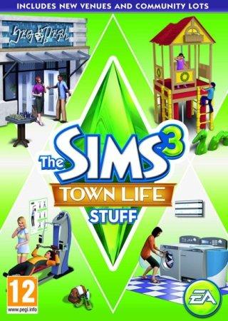 The Sims 3: Городская жизнь (Каталог)
