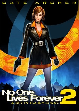 No One Lives Forever 2:  A Spy in H.A.R.M.s Way
