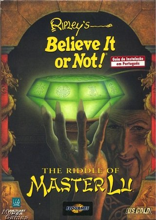 Riddle of Master Lu
