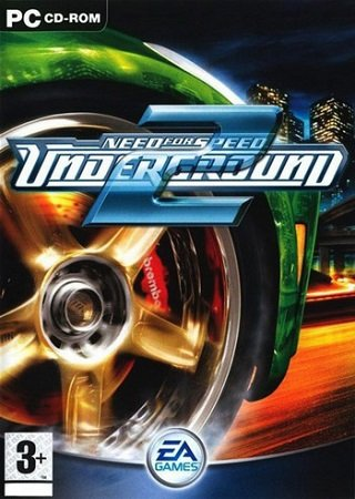Need for Speed: Underground 2 Night Breath