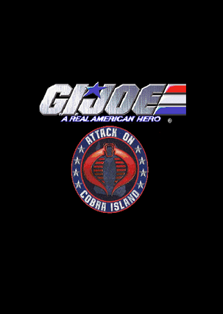 G.I. Joe – Attack On Cobra Island