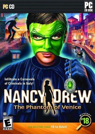 Нэнси Дрю: Призрак Венеции