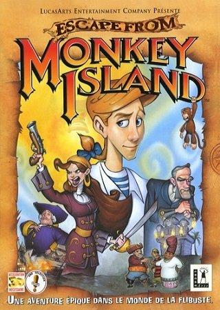 Побег с острова обезьян