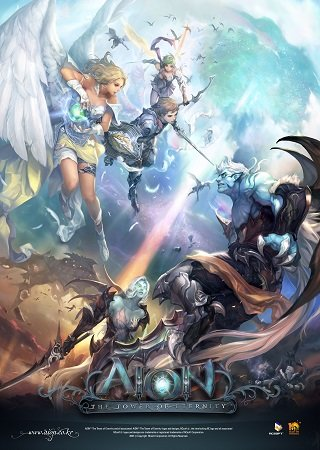 Aion. The Tower Of Eternity