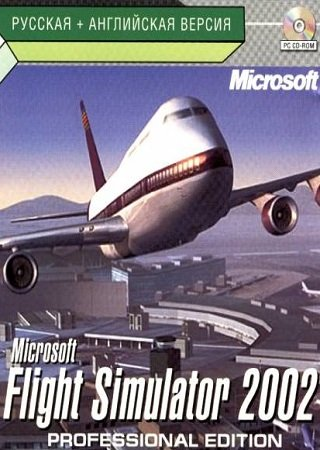 Microsoft Flight Simulator 2002 (Professional Edition)