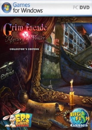 Grim Facade Mystery of Venice (Collectors Edition)