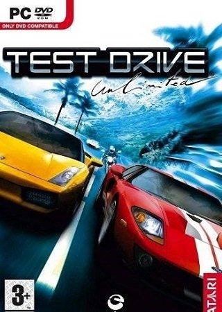 Test Drive Unlimited: Night Mod (Atari)