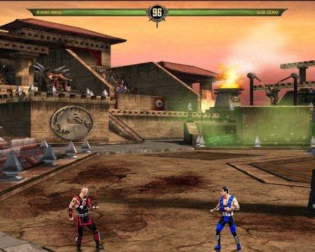Mortal Kombat Defenders of the Realm