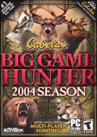 Cabelas Big Game Hunter: 2004 Season