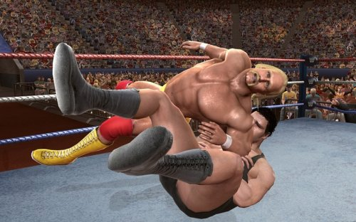 WWE Wrestlemania 26 Impact