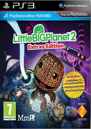 Little Big Planet 2: Extras Edition