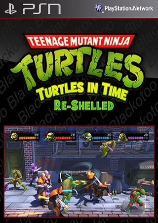 TMNT 4: Turtles in Time Re-Shelled