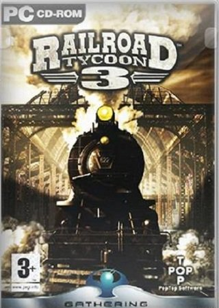 Railroad Tycoon 3: Coast to Coast