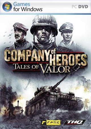 Company of Heroes: Tales of Valor - Blitzkrieg & Eastern Front