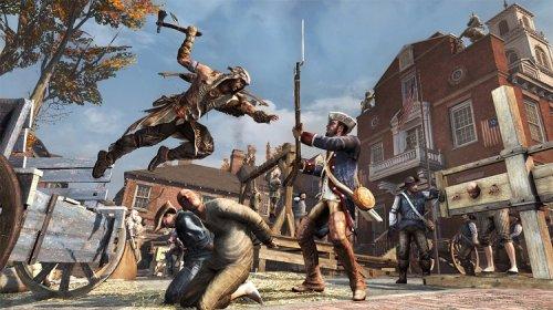 Assassins Creed 3: The Tyranny of King Washington