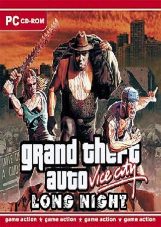 Grand Theft Auto - Long Night Zombie City