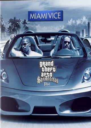 GTA: San Andreas - Полиция Майами. Отдел нравов