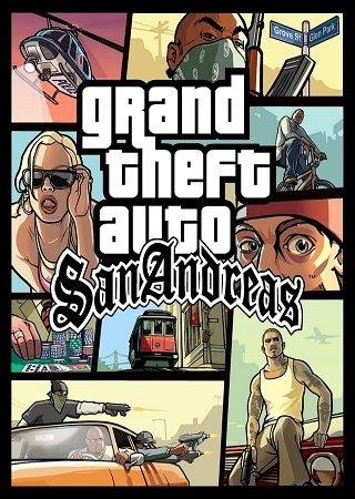 GTA: San Andreas - Night Crimes