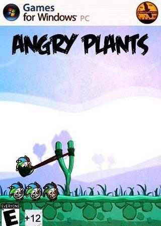 Angry Plants