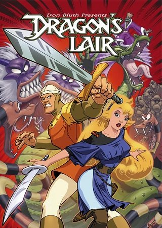 Dragons Lair II Time Warp Remastered