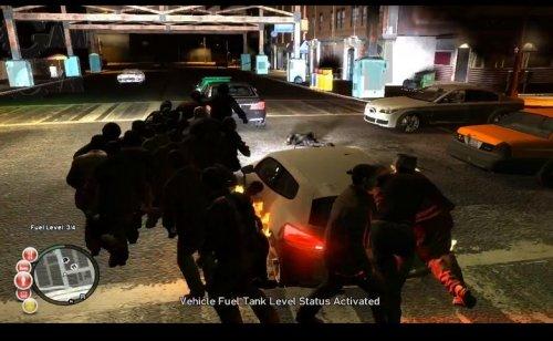 GTA 4 (ГТА 4): Zombocalypse Mod