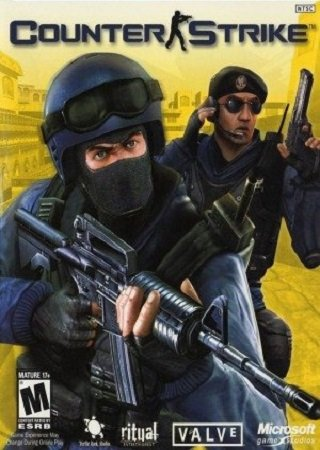 Counter-Strike 1.6 Build 4554