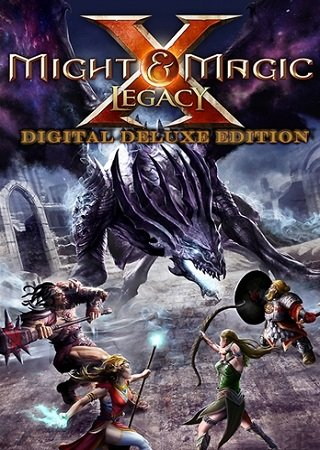 Might & Magic X - Legacy: Digital Deluxe Edition