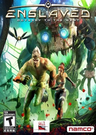 Enslaved - Odyssey to the West. Premium Edition