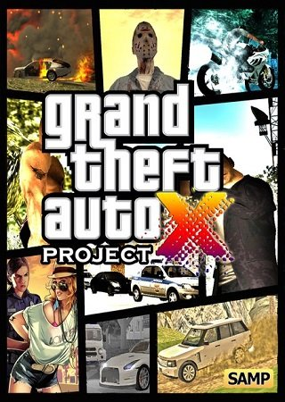 GTA SAMP / Grand Theft Auto Project-X