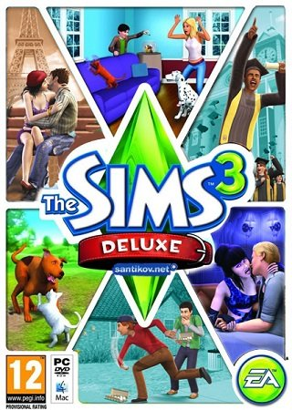 The Sims 3: Deluxe Edition