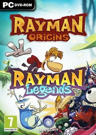 Rayman: Dilogy