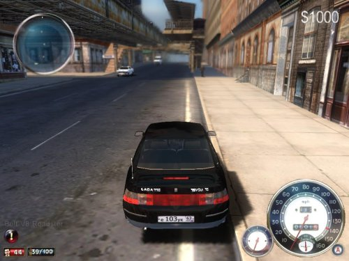 Mafia: Russian Cars