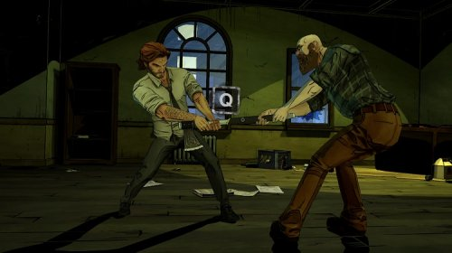 The Wolf Among Us: Episode 1-5