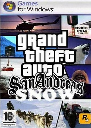 GTA 4: Snow Edition