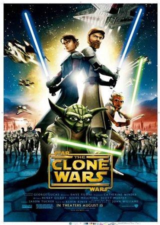 Звездные Войны: Войны Клонов (1, 2, 3, 4 сезон)