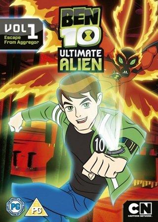 Бен 10: Инопланетная сверхсила (1, 2, 3 сезон)